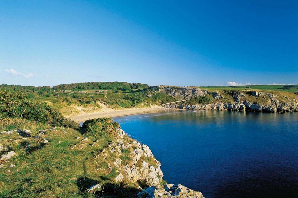Campsites in Pembrokeshire